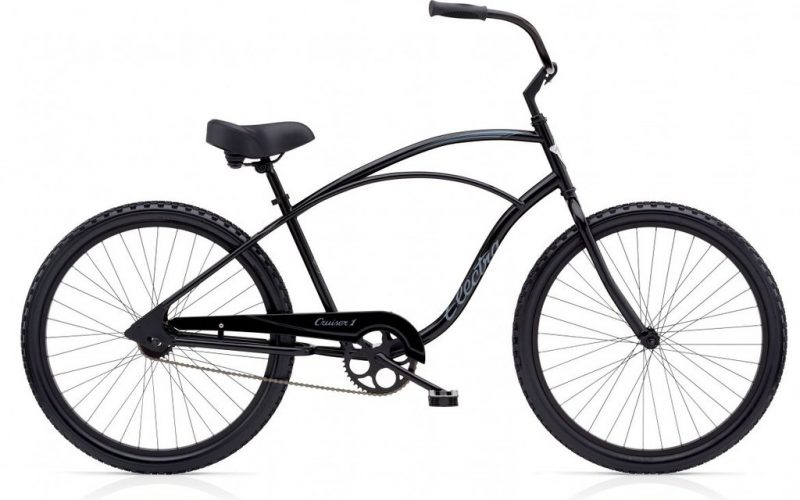 mens cruiser 1 black