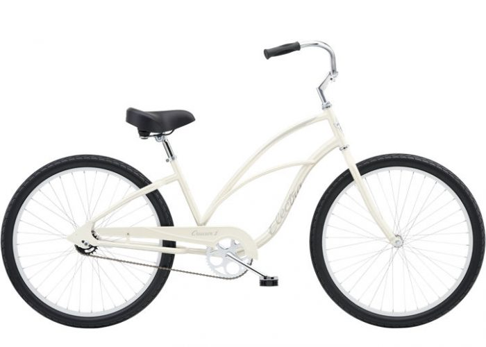 ladies cruiser 1 white